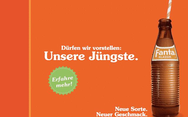 Fanta Klassik   Die neue alte Fanta mit Molke im Test