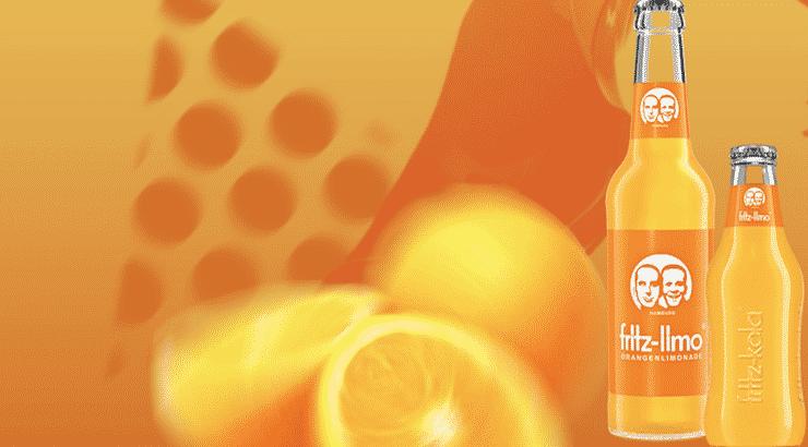 Fritz Limo Orange • Sommerliche Orangenlimonade ohne Koffein im Test