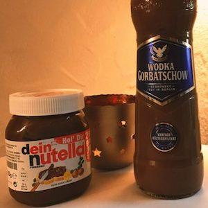 Nutella Wodka