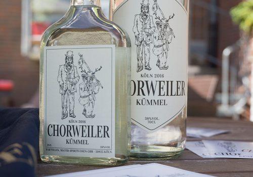 Chorweiler Kümmel im Test