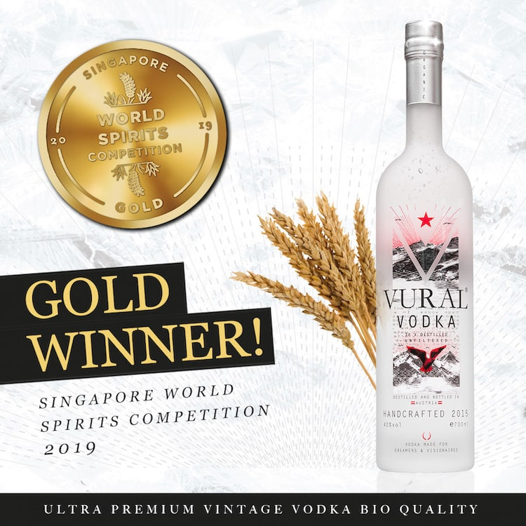Singapore Gold Award